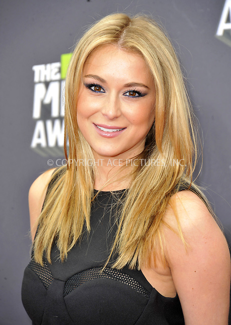 WWW.ACEPIXS.COM....April 14, 2013, Los Angeles, Ca.......Alexa Vega arriving at the 2013 MTV Movie Awards at Sony Pictures Studios on April 14, 2013 in Culver City, California.......By Line: Peter West/ACE Pictures....ACE Pictures, Inc..Tel: 646 769 0430..Email: info@acepixs.com