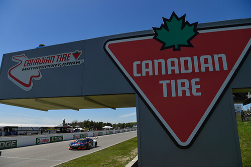Pirelli World Challenge<br /> Victoria Day SpeedFest Weekend<br /> Canadian Tire Motorsport Park, Mosport, ON CAN Saturday 20 May 2017<br /> Peter Kox/ Mark Wilkins<br /> World Copyright: Richard Dole/LAT Images<br /> ref: Digital Image RD_CTMP_PWC17108