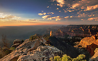 749220099 mount hayden and the canyon at sunrise from point imperial on the north rim of grand canyon national park arizona