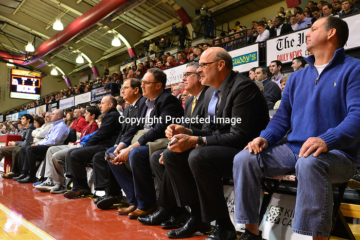 Philadelphia, Pa. &ndash; Saint Joseph's shot 58 percent in the second half and went on to a 75-55 victory against Drexel in Hagan Arena. The win snapped Drexel's (7-3) four game winning streak. The Hawks (5-4) snapped a two game losing skid.<br /> <br /> The Hawks went on a 10-0 run early in the second half to break a tie and take the lead for good. DeAndre Bembry started the run with a three-pointer as the shot clock expired at the 16:04 mark. Two possessions later, Chris Wilson nailed a three-pointer from deep as the shot clock ticked down again, putting the Hawks up 38-32. Ronald Roberts and Halil Kanacevic each added buckets as Saint Joseph's increased the lead to double digits. Drexel was able to get the lead down to six points after a pair of Tavon Allen free throws, but Saint Joseph's rattled off the next five points and held a comfortable lead the rest of the way.<br /> <br /> Kanacevic had a huge game for the Hawks. The senior scored a career-high 27 points and was 12-for-13 from the floor. He also had a game-high 14 rebounds and four assists. Bembry added 18 points. Wilson and Langston Galloway added 11. The Hawks dominated the glass (42-35) and had 12 offensive rebounds.<br /> <br /> Allen led Drexel with 20 points. The sophomore, who was 7-for-13 from the floor, was the only Dragon in double figures scoring. Rodney Williams grabbed a team-high 10 rebounds, tying his career high. Drexel struggled shooting for most of the night. The Dragons made just 38 percent of its shots and went 0-for-11 from behind the arc. It didn't get much better from the line as the Dragons were just 13-for-25 from the charity stripe.<br /> <br /> Drexel jumped out to an early lead in the game and led by as many as nine points in the first half at 23-14. However, the Dragons had their chances to increase the lead, but went cold in the final four minutes of the half. Drexel missed the front end of two one-and-ones as the Hawks went on a 9-2 run late in the half. Bembry had five points in the final 1:15.