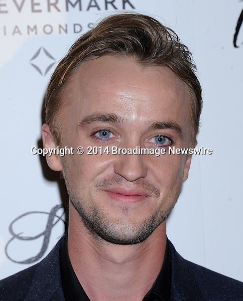 Pictured: Tom Felton<br /> Mandatory Credit &copy; Gilbert Flores/Broadimage<br /> In Secret - Los Angeles Premiere<br /> <br /> 2/6/14, Hollywood, California, United States of America<br /> <br /> Broadimage Newswire<br /> Los Angeles 1+  (310) 301-1027<br /> New York      1+  (646) 827-9134<br /> sales@broadimage.com<br /> http://www.broadimage.com