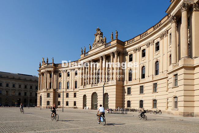 Humboldt University, Berlin, Germany.