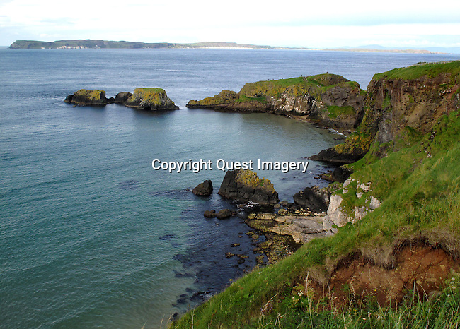 Images along the Causeway Coast in Northern Ireland.<br /> Photo by Mike Rynearson/Quest Imagery