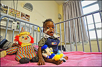 Ithemba Ward, Tygerberg Hospital, Cape Town, founded by Hope Cape Town Foundation & german priest Stefan Hippler