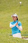 Golfer Yi-Ching Wu of Taiwan during the 2017 Hong Kong Ladies Open on June 10, 2017 in Hong Kong, China. Photo by Marcio Rodrigo Machado / Power Sport Images