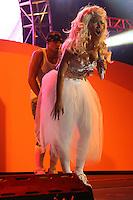 05/12/12 Carson, CA : Nicki Minaj during KISS FM's Wango Tango concert held at the Home Depot Center
