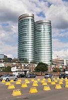 Nederland Utrecht 2017. Hoofdkantoor van de Rabobank. Foto Berlinda van Dam / Hollandse Hoogte