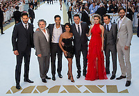 Red Carpet - Magic Mike XXL European Film Premiere - 30/06/2015