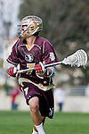 Los Angeles, CA 03/08/10 - A.J. Drivas (FSU # 7) in action during the Florida State-LMU MCLA interconference men's lacrosse game at Leavey Field (LMU).  Florida State defeated LMU 12-7.
