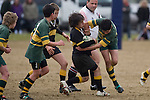 Pukekohe vs Bombay. Counties Manukau Junior Rugby finals day held at Bruce Pulman Park Papakura on Saturday August 30th 2008.