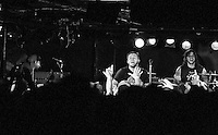 The Gaslight Anthem playing Boston's Middle East Club .