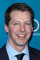 "WESTWOOD, LOS ANGELES, CA, USA - MARCH 22: Sean Hayes at the Geffen Playhouse's Annual ""Backstage At The Geffen"" Gala held at Geffen Playhouse on March 22, 2014 in Westwood, Los Angeles, California, United States. (Photo by Xavier Collin/Celebrity Monitor)"