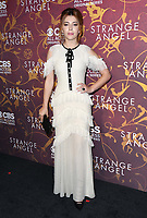 04 June 2018 - Hollywood, California - Elena Satine. CBS All Access' &quot;Strange Angel&quot; Premiere Screening held at Avalon Hollywood . <br /> CAP/ADM/BT<br /> &copy;BT/ADM/Capital Pictures