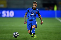 Federico Dimarco of Italy in action during international friendly match between Italy U21 and Croatia U21 at stadio Benito Stirpe, Frosinone, March 25, 2019 <br /> Photo Andrea Staccioli / Insidefoto