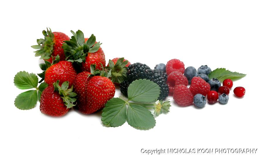 Berries still life.