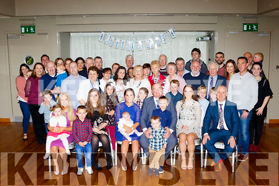 New arrival<br /> ---------------<br /> Baby Rian Griffin was Christened last Saturday in St Brendans church Ardfert by his parents Karen&amp;Bernard by Fr Liam Comber and after to a family celebration in the Ballyroe heights hotel, Tralee.