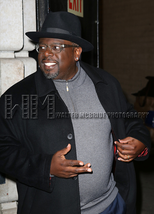 Cedric 'The Entertainer' Kyles attending the Broadway Opening Night Performance of 'A Raisin In The Sun'  at the Barrymore Theatre on April 3, 2014 in New York City.