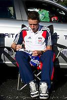 2012 Tour of Britain.Stage 3 - Jedburgh-Dumfries, 11 September 2012.Josh Edmondson, Great Britain Cycle Team