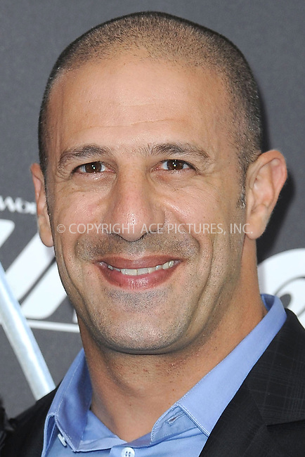 WWW.ACEPIXS.COM<br /> July 9, 2013...New York City <br /> <br /> Tony Kanaan attending the DreamWorks Animation, in Association with 20th Century Fox Premiere of TURBO<br /> at AMC Loews Lincoln Square, New York, NY on July 9, 2013.<br /> <br /> Please byline: Kristin Callahan... ACE<br /> Ace Pictures, Inc: ..tel: (212) 243 8787 or (646) 769 0430..e-mail: info@acepixs.com..web: http://www.acepixs.com