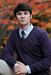 10-19-14, Kyle McLaughlin senior portraits