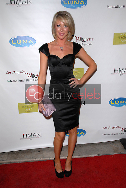 """Stephanie Love<br /> at the 6th Annual Los Angeles Women's Int'l Film Festival Opening Night Benefit Screening of """"Serious Moonlight,"""" The Libertine, West Hollywood, CA. 03-26-10<br /> David Edwards/DailyCeleb.com 818-249-4998"""