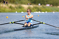 Race: 65  1x (Band 2)  SF 2<br /> <br /> Peterborough Summer Regatta 2018 - Saturday<br /> <br /> To purchase this photo, or to see pricing information for Prints and Downloads, click the blue 'Add to Cart' button at the top-right of the page.