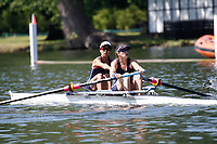 Race: 113 Event: ELwt 2- Quarter-Final - Oxford ULWRC vs Durham Univ<br /> <br /> Henley Women's Regatta 2017<br /> <br /> To purchase this photo, or to see pricing information for Prints and Downloads, click the blue 'Add to Cart' button at the top-right of the page.
