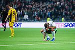 Stockholm 2014-03-04 Fotboll Svenska Cupen Hammarby IF - &Auml;ngelholms FF :  <br /> Hammarbys Andreas Haddad deppar efter matchen<br /> (Foto: Kenta J&ouml;nsson) Nyckelord:  HIF Bajen &Auml;ngelholm depp besviken besvikelse sorg ledsen deppig nedst&auml;md uppgiven sad disappointment disappointed dejected