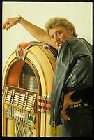 Johnny HALLYDAY<br /> 1988<br /> FRANCK CAMHI<br /> VISION- DALLE