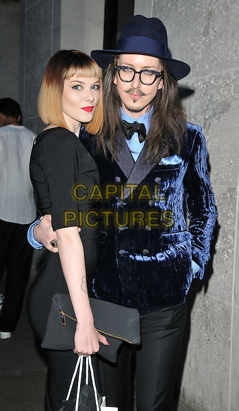 Francesca Merricks &amp; Joshua Kane at the STK Ibiza launch party, STK bar &amp; restaurant, The Strand, London, England, UK, on Tuesday 21 June 2016.<br /> CAP/CAN<br /> &copy;CAN/Capital Pictures