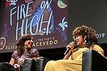 Schomburg Book Launch- With The Fire On High by Elizabeth Acevedo