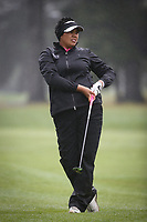 Chantelle Cassidy during Jennian Homes Charles Tour, John Jones Steel Harewood Open, Harewood Golf Course, Christchurch, New Zealand, Thursday 5 October 2017.  Photo: Martin Hunter/www.bwmedia.co.nz