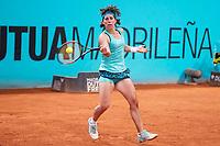 Spanish Carla Suarez during Mutua Madrid Open 2018 at Caja Magica in Madrid, Spain. May 08, 2018. (ALTERPHOTOS/Borja B.Hojas) /NortePhoto.com