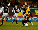 29/01/2005  Copyright Pic : James Stewart.File Name : jspa07_partick v raith.STEPHEN MCCONALOGUE SCORES PARTICK'S THIRD........Payments to :.James Stewart Photo Agency 19 Carronlea Drive, Falkirk. FK2 8DN      Vat Reg No. 607 6932 25.Office     : +44 (0)1324 570906     .Mobile   : +44 (0)7721 416997.Fax         : +44 (0)1324 570906.E-mail  :  jim@jspa.co.uk.If you require further information then contact Jim Stewart on any of the numbers above.........A
