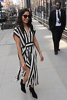 www.acepixs.com<br /> April 3, 2017 New York City<br /> <br /> Freida Pinto at AOL Build Speaker Series on April 3, 2017 in New York City.<br /> <br /> Credit: Kristin Callahan/ACE Pictures<br /> <br /> Tel: 646 769 0430<br /> Email: info@acepixs.com