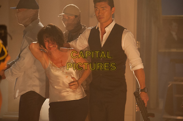 Rick Yune<br /> in Olympus Has Fallen (2013) <br /> *Filmstill - Editorial Use Only*<br /> CAP/NFS<br /> Image supplied by Capital Pictures