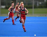 Action from the Federation Cup and Marie Fry Trophy match between St Margarets College and Tauranga Girls College at Hawkes Bay Sports Park in Hastings, New Zealand on Monday, 4 September 2016. Photo: Kerry Marshall / lintottphoto.co.nz