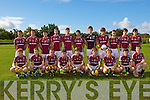 FOOTBALL: The Galway U17's team who were beaten by Kerry in the Jeremiah Kerins Memorial U17 Inter-County Football Tournament at the Milltown/Castlemaine grounds on Saturday.