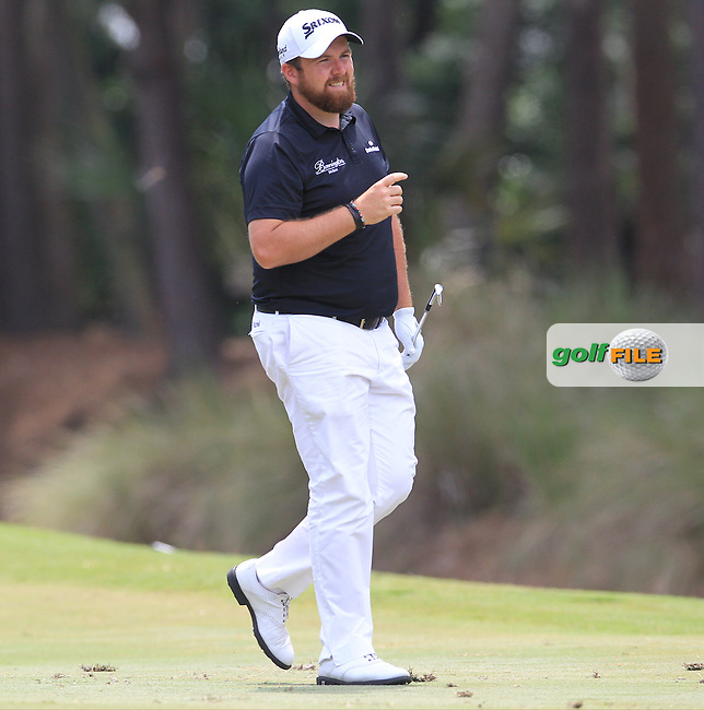 Shane Lowry  (IRE)  during the Final Round of The Players, TPC Sawgrass, Ponte Vedra Beach, Jacksonville.   Florida, USA. 15/05/2016.<br /> Picture: Golffile | Mark Davison<br /> <br /> <br /> All photo usage must carry mandatory copyright credit (&copy; Golffile | Mark Davison)