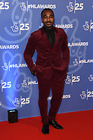 LONDON, UK. October 15, 2019: Ore Oduba at the National Lottery Awards 2019, London.<br /> Picture: Steve Vas/Featureflash