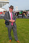 Best Dressed Man : Dan O'Leary , Tralee who won the best dressed man at Listowel races on Thursday last.