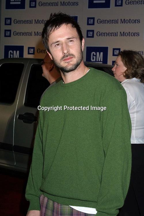 ©2003 KATHY HUTCHINS/ HUTCHINS PHOTO.TEN - A GM PARTY .LOS ANGELES, CA.MARCH 18, 2003.DAVID ARQUETTE