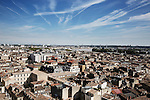 Top view of Bordeaux