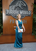 LOS ANGELES, CA - JUNE 12: Ariana Richards, at Jurassic World: Fallen Kingdom Premiere at Walt Disney Concert Hall, Los Angeles Music Center in Los Angeles, California on June 12, 2018. Credit: Faye Sadou/MediaPunch