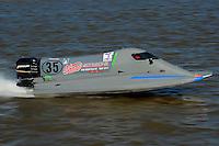 Mike Klepadlo, (#35) (SST-120 class)
