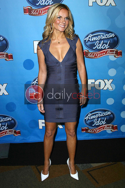 Geri Halliwell<br />at the taping of American Idol's &quot;Idol Gives Back 2008&quot;. Kodak Theatre, Hollywood, CA. 04-06-08<br />Dave Edwards/DailyCeleb.com 818-249-4998