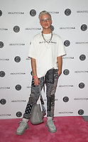 LOS ANGELES, CA - AUGUST 11: Mitchell Halliday, at Beautycon Festival Los Angeles 2019 - Day 2 at Los Angeles Convention Center in Los Angeles, California on August 11, 2019. <br /> CAP/MPIFS<br /> ©MPIFS/Capital Pictures