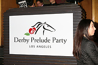 LOS ANGELES - JAN 5:  General Atmosphere at the Unbridled Eve Derby Prelude Party Los Angeles at the Avalon on January 5, 2018 in Los Angeles, CA