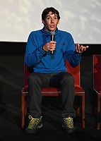 """LOS ANGELES - JUNE 3:  Alex Honnold attends an FYC event for National Geographic's """"FREE SOLO"""" at the Cinerama Dome on June 3, 2019 in Los Angeles, California. (Photo by Scott Kirkland/National Geographic/PictureGroup)"""