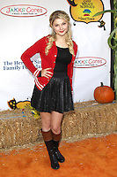 UNIVERSAL CITY, CA - OCTOBER 21:  Stefanie Scott at the Camp Ronald McDonald for Good Times 20th Annual Halloween Carnival at the Universal Studios Backlot on October 21, 2012 in Universal City, California. ©mpi28/MediaPunch Inc. /NortePhoto